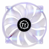 Вентилятор Thermaltake Pure 20 DC Fan (CL-F016-PL20BU-A) 200мм, 800 об/мин, 3pin, 28.2dBA, Blue LED