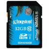 Карта памяти Kingston Ultimate SDHC 32GB Class10 UHS-I (SDA10/32GB)