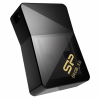 Накопитель USB 16Gb Silicon Power Jewel J08 (SP016Gb UF3J08V1K) Black