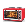 Печь HOUSETECH 15007 red