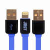 Кабель JUST Rainbow Lighting USB Cable Blue (LGTNG-RNBW-BL)