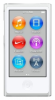 Плеер Apple iPod nano 16Gb Silver (MKN22QB/A)
