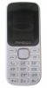 Мобильний телефон PRESTIGIO 1180 DS White