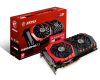 Видеокарта MSI Radeon RX 480 8GB DDR5 GAMING X