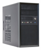 Корпус Chieftec iArena CT-01B, с БП iArena GPA-500S 500Вт, mATX, черный (CT-01B-500GPA)