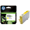 Картридж HP 920XL yellow (CD974AE)