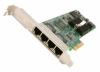 Адаптер LAN Intel E1G44ET2BLK QUAD PORT 1GB PCIE4