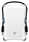 Жесткий диск 500Gb Silicon Power Armor A30 White USB 3.0 (SP500GBPHDA30S3W)