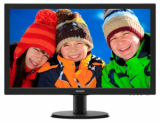 "Монитор 23.6"" Philips 243V5LSB/62 (1920x1080, VGA)"