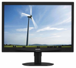 "Монитор 24"" Philips 240S4QMB/00 PLS Black"