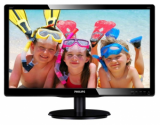 "Монитор 22"" Philips 226V4LАB/01 Black"