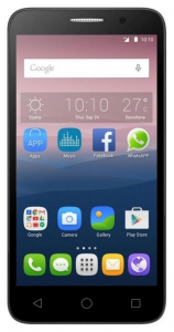 Смартфон ALCATEL 5015D DS Soft Gold