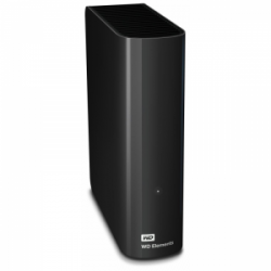 Жесткий диск 3TB WD Elements Desktop Black (WDBWLG0030HBK-EESN) USB 3.0