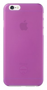 Чехол OZAKI O!coat-0.3-Jelly for iPhone 6 Purple (OC555PU)
