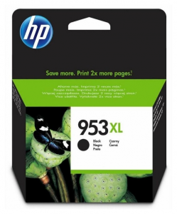 Картридж HP No.953XL Officejet Pro 8210/8710/8720/8725/8730 Black (2000 стр) (L0S70AE)