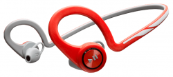 Блютуз гарнитура Plantronics BackBeat FIT red