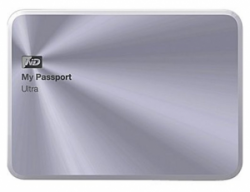 Жесткий диск 2Tb Western Digital My Passport Ultra (WDBEZW0020BSL-EESN) Silver