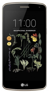 Смартфон LG K5 (X220) DS Black Gold