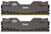 Память Team Dark Series Gray 2x8Gb DDR3 1866MHz (TDGED316G1866HC10SDC01)