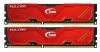 Память Team Vulcan Red 2x8Gb DDR3 1866MHz (TLRED316G1866HC10SDC01)