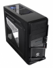 Корпус Thermaltake COMMANDER MS-I Black (VN400A1W2N-A)