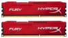 Память Kingston HyperX FURY Red 2x4Gb DDR3 1866Mhz (HX318C10FRK2/8)