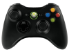 Microsoft Xbox 360 Wireless Controller Black (NSF-00002)