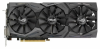 Видеокарта Asus GeForce GTX1060 6Gb GDDR5 GAMING OC ROG (STRIX-GTX1060-O6G-GAMING)