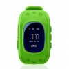Smart Baby W5 GPS Smart Tracking Watch Green (Q50)