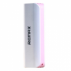 Remax Mini White Power Bank 2600 mAh Pink