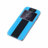 REMAX Book Cover with Window iPhone 6 Plus Blue/Black
