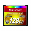 Transcend 128 GB 1000X CompactFlash Card TS128GCF1000