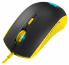 Мышь STEELSERIES Rival 100, proton yellow (62340)