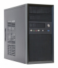 Корпус Chieftec iArena CT-01B, без БП mATX, черный (CT-01B-OP)