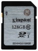 Карта памяти Kingston SDHC 128Gb UHS-I R45MB/s (SD10VG2/128Gb)