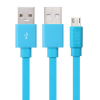 Кабель JUST Freedom Micro USB Cable Blue (MCR-FRDM-BL)