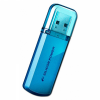Накопитель USB 64Gb Silicon Power Helios 101 (SP064GBUF2101V1B) Blue