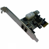 Контроллер PCIe to Firewire ST-Lab (F-261)
