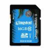 Карта памяти Kingston Ultimate SDHC 16GB Class10 Ultimate UHS-I (SDA10/16GB)