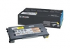 Картридж Lexmark C500n/X500n/X502n Yellow High Yield 3k (C500H2YG)
