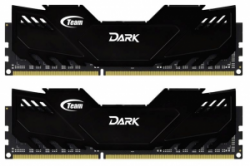 Память Team Dark Series Black 2x4Gb DDR3 1866MHz (TDKED38G1866HC11DC01)