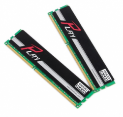 Память GoodRAM Play Black 2x8Gb DDR3 1866Mhz (GY1866D364L10/16GDC)