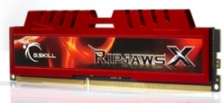 Память G.Skill Ripjaws X 1x8GB DDR3-1333 PC3-10666 9-9-9-24 (F3-10666CL9S-8GBXL) 1.5V
