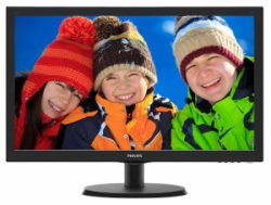 "Монитор 21.5"" Philips 223V5LHSB2/01 Black"