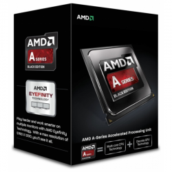 Процессор AMD A10-7850K X4 AD785KXBJABOX (FM2+, 3.7-4.0Ghz) BOX