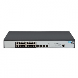 Коммутатор HP 1920-16G Smart Switch (JG923A) 16xGE-T + 4xGE-SFP ports
