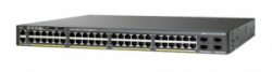 Коммутатор Cisco Catalyst 2960-X 48 GigE, 2 x 1G S