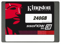 Накопитель SSD 240Gb Kingston Enterprise E50 SATA (SE50S37/240G)