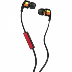 Наушники SkullCandy Smokin' Bud 2.0 Spaced Out/Orange Iridium (S2PGGY-392)