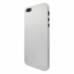Red Angel Ultra Thin Protection Case 0.35 mm iPhone 5/5S/SE Light Gray